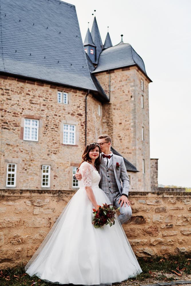 Hochzeitsfotograf Spangenberg – Schloss Spangenberg