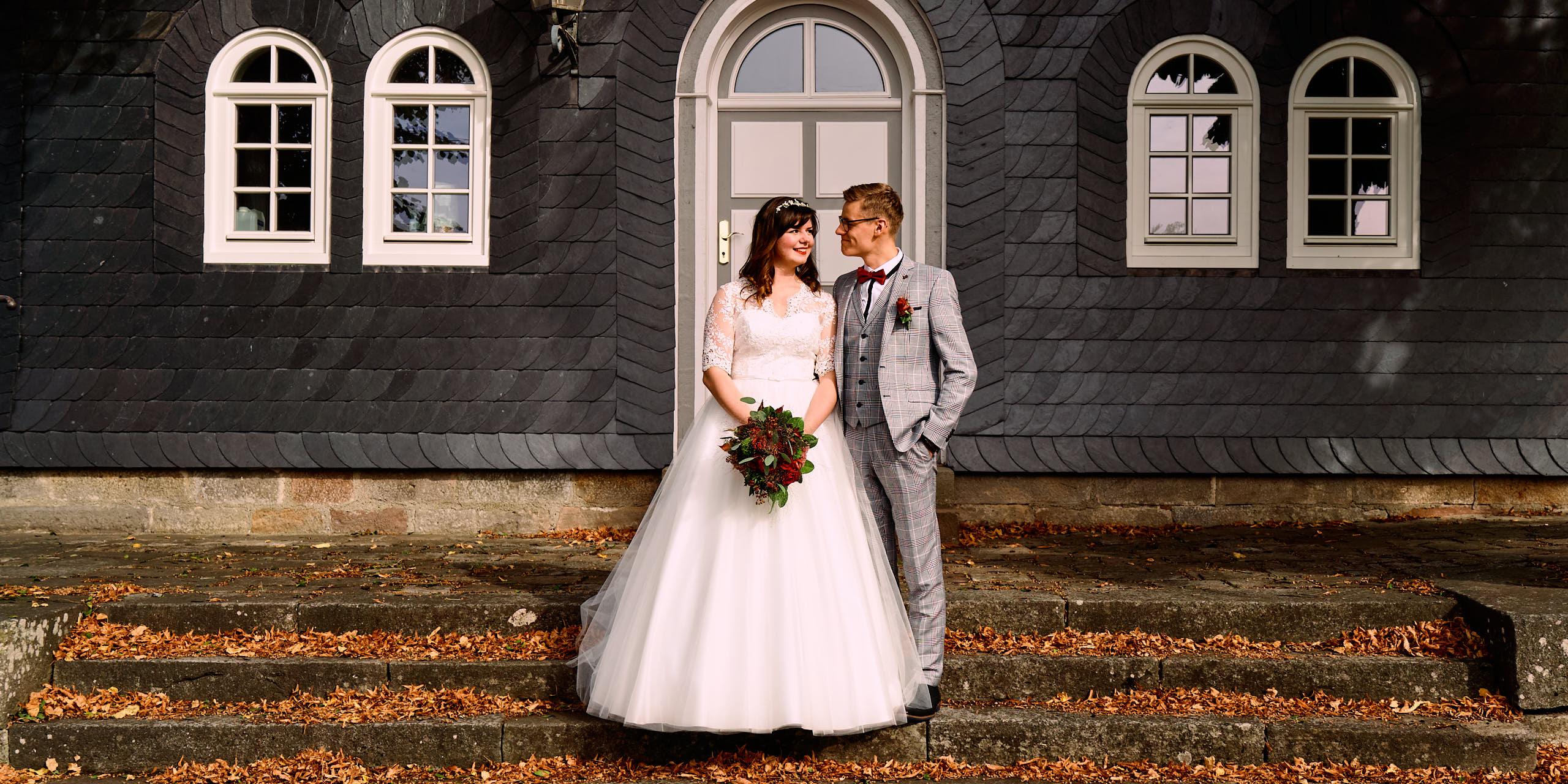 Hochzeitsfotograf Spangenberg - Schloss Spangenberg