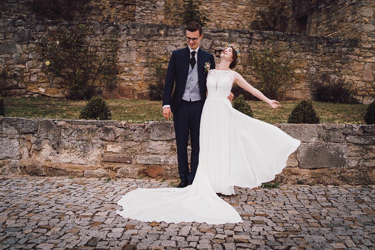 Hochzeitsfotograf Volkmarsen- Kugelsburg